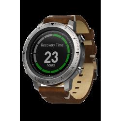 Спортивные часы FENIX CHRONOS с кожанным браслетом